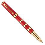 Parker Ingenuity L F503 Ring Red & Metal GT Ручка-5й пишущий узел (1858534)