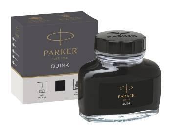 Parker Z 13 Black флакон с чернилами для перьевой ручки S0037460