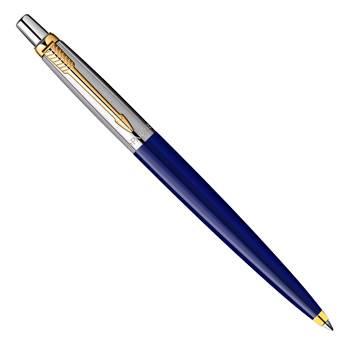 Parker Jotter K160 Blue/GT шариковая ручка (1902662)