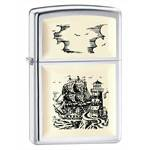 Зажигалка Zippo 359 Ship High Polish Chrome