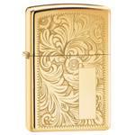 Зажигалка Zippo 352B Venetian High Polish Brass