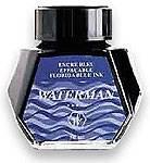 Чернила во флаконах 51062 Waterman Blue (S0110720)