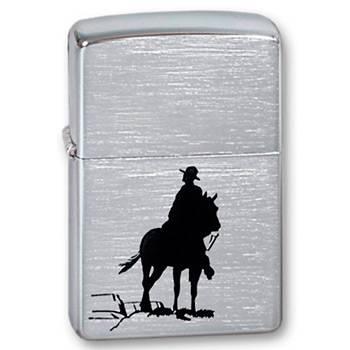 Зажигалка Zippo 200 Bronco Cowboy