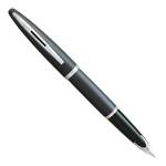 Перьевая ручка Waterman Carene Charcoal Grey ST (S0700440)
