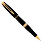 Ручка-роллер Waterman Charleston Black GT (S0701000)