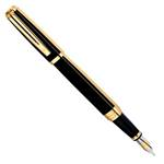 Перьевая ручка Waterman Exception Night & Day Gold GT (S0636880 F, S0636890 M)