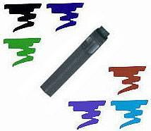 Чернила в картриджах интернейшнл 52011 Waterman Black (S0110940)