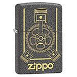 Зажигалка Zippo 29529 Engine Iron Stone