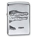 """Зажигалка""""ZIPPO"""" 200 Alligator"""