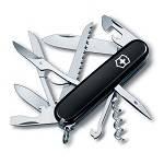 Нож Victorinox 1.3713.3 Huntsman офицерский, 91мм, чёрный