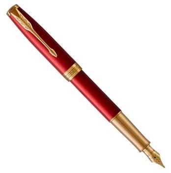 Parker Sonnet F539 Lacquer Red GTперьевая ручка 1859476