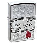 Зажигалка Zippo 29442 85 Amor Facet High Polish Chrome