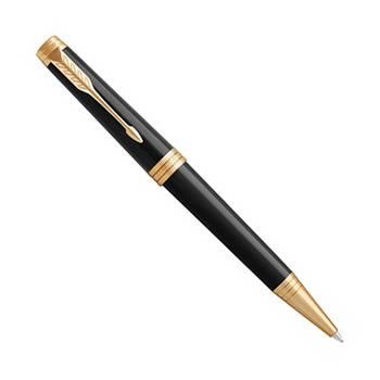 Parker Premier K560 Lacque Black GT шариковая ручка (S0887840)