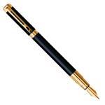 Перьевая ручка Waterman Perspective Black GT (S0830800F)