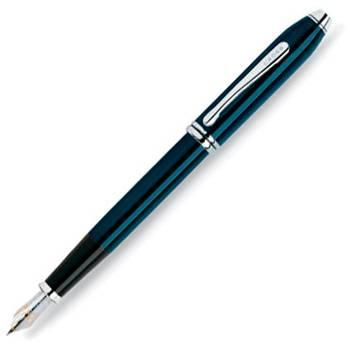 Перьевая ручка Cross Townsend Quartz Blue (696-1FD)