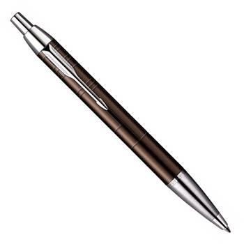 Parker IM Premium K222 Metallic Brown шариковая ручка S0949730