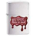 Зажигалка Zippo 29492 Brush Finish Chrome