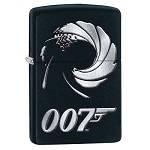 Зажигалка Zippo 29566 James Bond Black Matte