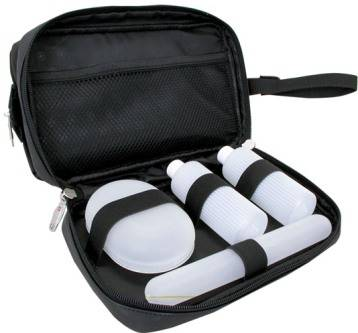 "Несессер Wenger 8756213 ""Deluxe toiletry kit"" черный, 26х17х18см"
