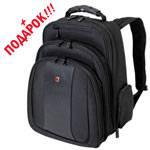 "Рюкзак Wenger 50772215 ""Computer back pack"" черный 33x11x42cm"