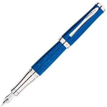 Перьевая ручка Cross Sauvage Blue Crocodile (AT0316-5FD)