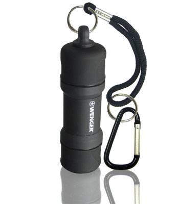 Зажигалка Wenger WL21.03 газовая CLAVA турбо, чёрный