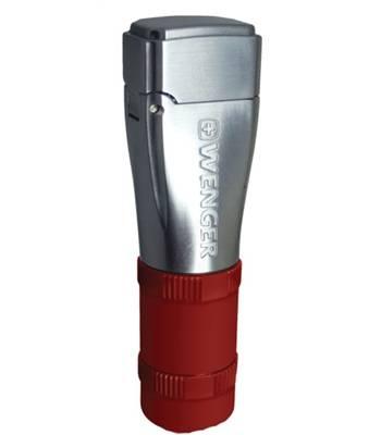 Зажигалка Wenger WL20.01 бензиновая  FIDIS, красный