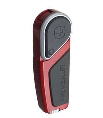 Зажигалка Wenger WL18.01 газовая HYDOR турбо, красный