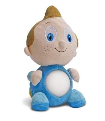 """Детский ночник - светильник Nite Nite Lightzzz NNL-0001 Мягкая игрушка """"Мальчик Ной"""""""