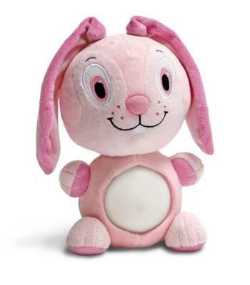 """Детский ночник - светильник Nite Nite Lightzzz NNL-0005 Мягкая игрушка """"Кролик Мэдди"""""""