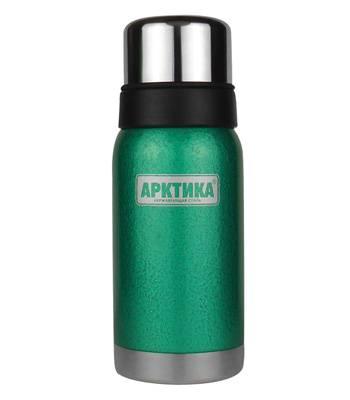 """яТермос """"Арктика"""" с узким горлом 106-500 (американский дизайн, зелёный, 500 мл)"""