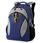 Рюкзак Wenger 16063415 для ноутбука синий/серый/черный 32х15х46 см (23л)