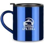 """Термокружка """"Арктика"""" 802-400 (400мл) синяя"""