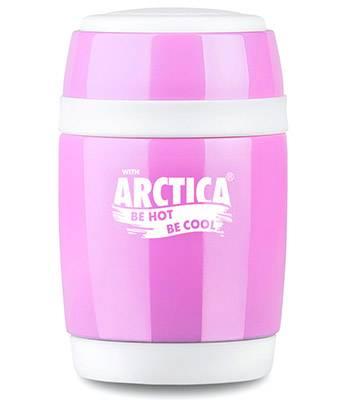 Термос-бочонок Арктика 409-380 (розовый)
