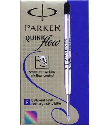 Parker Z 08 QuinkFlow Premium Blue стержень для шариковой ручки 1950368, S0909540 (в тубусе)