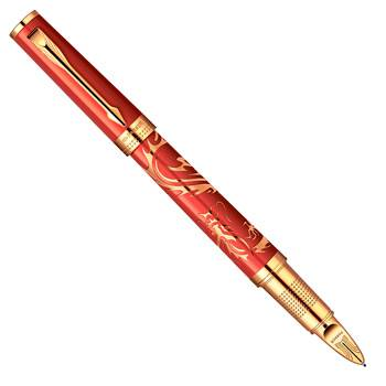 яParker Ingenuity L F502LE Red Dragon GT Ручка-5й пишущий узел (1861196)
