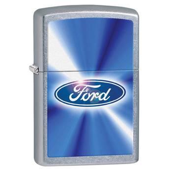 Зажигалка Zippo 28455 Ford Street Chrome