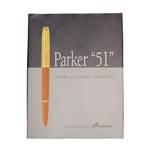 "Книга ""Parker 51"", твёрд.обложка, 169 стр., 2004г., 22x28,5см, арт. 2-avt"
