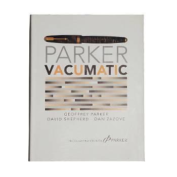 "Книга ""Parker Vacumatic"", твёрд.обложка, 343 стр., 2008г., 22x28,5см, арт. 3-avt"