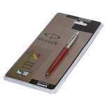 Шариковая ручка Parker Jotter Red CT, 2013г., новая, в блистере, лицензия - Индия, арт. 87