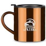 Термокружка Арктика 802-400 (400мл) кофейная