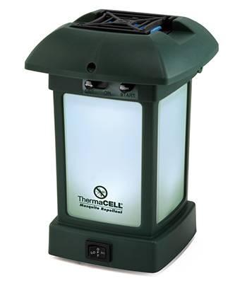 Отпугиватель комаров ThermaCELL со встроенным светильником Outdoor MR 9L6-00