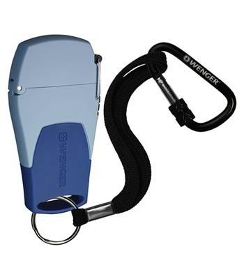 яЗажигалка Wenger WL35.05 газовая MIRA турбо, голубой