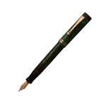 Перьевая ручка Parker Duofold Junior Jade Green,1928г., перо 1925г., цвет - зелёный нефрит, арт.123