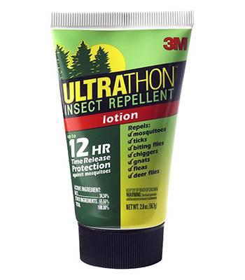 яЛосьон UltraThon SRL-12 для защиты от клещей, мошки и комаров, 56 г.