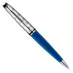 Шариковая ручка Waterman Expert Deluxe Blue Obsession (1904593)