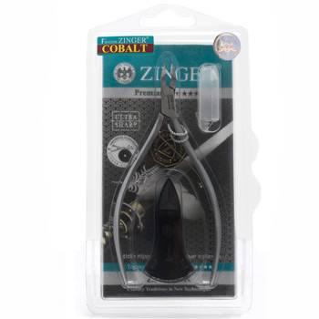 Кусачки маникюрные Zinger Premium zp-PT-03(4.5)-S 1spr