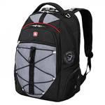 """Рюкзак Wenger 6772204408 черный/серый с отделением для ноутбука 15"""" 34x19x46 см, 30 л"""