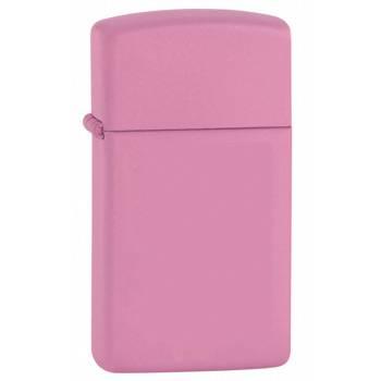 Зажигалка Zippo 1638 Pink Matte Slim