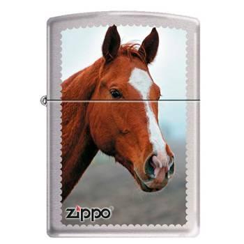 Зажигалка Zippo 200 Horse Head